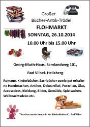 Buecherflohmarkt 2014