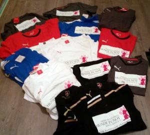 SV-Reihen-T-Shirt